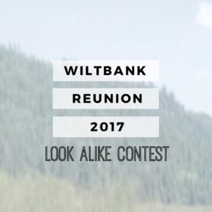 Wiltbank Reunion 2017 Look Alike Contest -- Finlay Family Genealogy