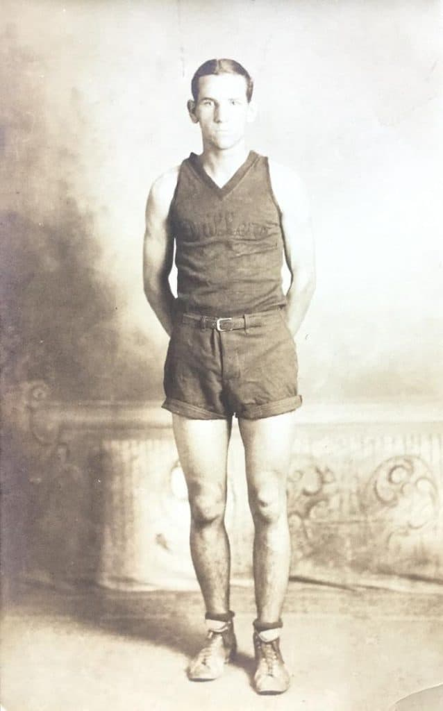 Sports Star to Invalid: The Life-Changing Injury of Arch Miller Corn Jr -- Finlay Family Genealogy